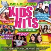 VARIOUS  - 2xCD LEUKSTE KIDS HITS 2016