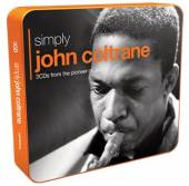 VARIOUS  - CD SIMPLY JOHN COLTRANE