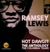 RAMSEY LEWIS  - CD+DVD HOT DAWGIT - ..