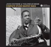COLTRANE JOHN & THELONIO  - CD COMPLETE STUDIO MASTER..