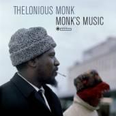 MONK THELONIOUS  - VINYL MONK'S MUSIC -LTD/HQ/DEL- [VINYL]