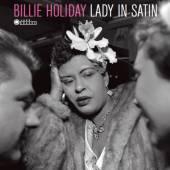 HOLIDAY BILLIE  - VINYL LADY IN SATIN -LTD/HQ- [VINYL]