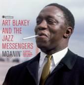 BLAKEY ART & JAZZ MESSEN  - VINYL MOANIN -HQ[LTD]GATEFOLD- [VINYL]