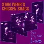 WEBB STAN  - CD STAN THE MAN