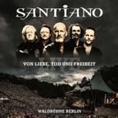 SANTIANO  - 2xCD VON LIEBE, TOD ..