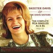 DAVIS SKEETER  - 2xCD COMPLETE RCA SINGLES AS..