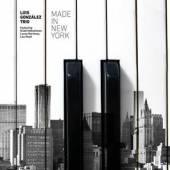 GONZALEZ LUIS -TRIO-  - CD MADE IN NEW YORK
