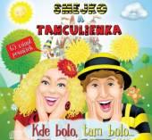 SMEJKO A TANCULIENKA  - CD KDE BOLO, TAM BOLO...