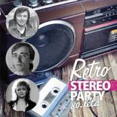 VARIOUS  - 2xCD RETRO-STEREO PARTY 80.LETA