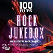 VARIOUS  - 5xCD 100 HITS - ROCK JUKEBOX