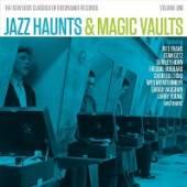 VARIOUS  - CD JAZZ HAUNTS & MAGIC..