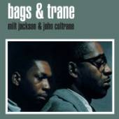 MILT JACKSON & JOHN COLTRANE  - CD BAGS & TRANE