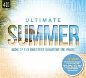 VARIOUS  - 4xCD ULTIMATE SUMMER