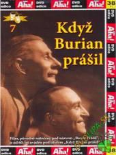 FILM  - DVD Když Burian prášil DVD