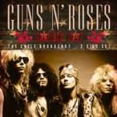GUNS N ROSES  - CD+DVD SANTIAGO 1992 (2CD)