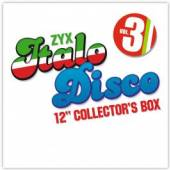 VARIOUS  - CD ITALO DISCO 12 INCH COLLECTOR'