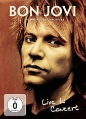 BON JOVI  - DVD LIVE IN CONCERT ..