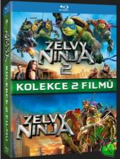 FILM  - BRD Želvy Ninja kol..