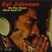 JOHNSON SYL  - VINYL DO YOU KNOW WHAT SOUL IS [VINYL]