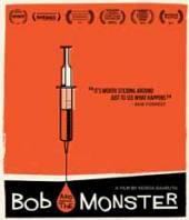 FEATURE FILM  - BLU BOB AND THE MONSTER