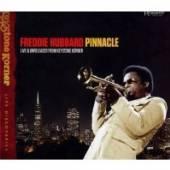 HUBBARD FREDDIE  - CD PINNACLE: LIVE &..