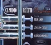 RODITI CLAUDIO  - CD BRAZILLIANCE X4