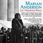 ANDERSON MARIAN  - CD LET FREEDOM RING