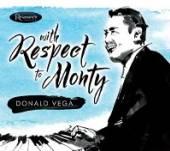 VEGA DONALD  - CD WITH RESPECT TO.. [DIGI]