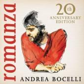 BOCELLI ANDREA  - CD ROMANZA: 20TH ANNIVERSARY EDITION