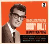 HOLLY BUDDY  - 3xCD LEGACY
