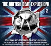 VARIOUS  - 3xCD BRITISH BEAT EXPLOSION