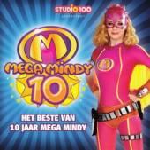 MEGA MINDY  - CD HET BESTE VAN 10 JAAR..