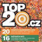 VARIOUS  - 2xCD TOP20.CZ 2016/2