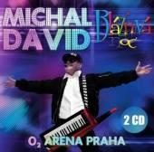 DAVID MICHAL  - 2xCD BLAZNIVA NOC (2CD) (O2 ARENA LIVE)