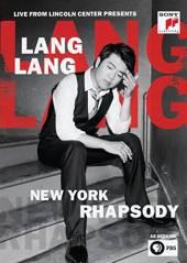 LANG LANG  - DVD NEW YORK RHAPSODY