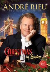 RIEU ANDRE  - DVD CHRISTMAS IN LONDON