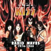 KISS  - 4xCD RADIO WAVES 197..