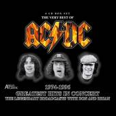 AC/DC  - CD GREATEST HITS IN CONCERT 1974-