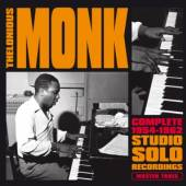 MONK THELONIOUS  - CD COMPLETE 1954-1962..