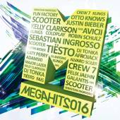 VARIOUS  - 2xCD MEGAHITS BEST OF 2016