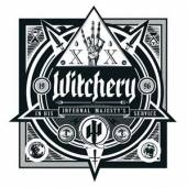 WITCHERY  - CD IN HIS INFERNAL MAJESTY'S SERVICE