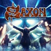 SAXON  - 3xCD+DVD LET ME FEEL YOUR POWER