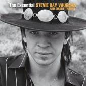 VAUGHAN STEVIE RAY & DOUBLE TR  - 2xVINYL ESSENTIAL [VINYL]