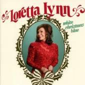 LYNN LORETTA  - CD WHITE CHRISTMAS BLUE