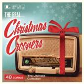 VARIOUS  - 3xCD REAL... CHRISTMAS CROONERS
