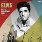ELVIS PRESLEY  - VINYL MERRY CHRISTMAS BABY [VINYL]