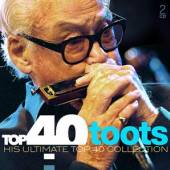 THIELEMANS TOOTS  - 2xCD TOP 40 - TOOTS THIELEMANS
