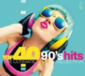 VARIOUS  - 2xCD TOP 40 90'S HITS