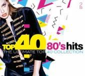 VARIOUS  - 2CD TOP 40 80'S HITS