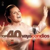 VAYA CON DIOS  - 2xCD TOP 40 / VAYA CON DIOS